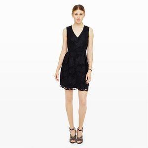 Club Monaco black lace Leala dress 6